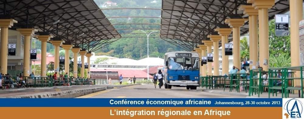 Perspectives économiques en Afrique 2013